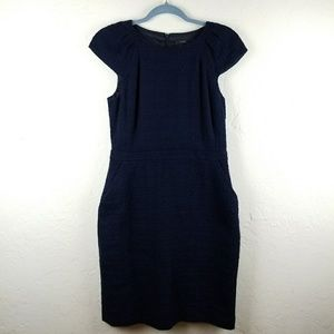 J.Crew Cap Sleeve Dress